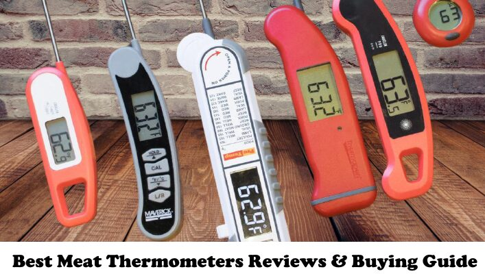 The Best Meat Thermometers Reviews & Buying Guide